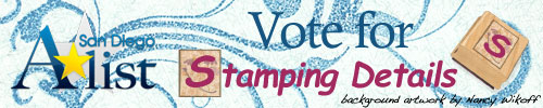 [A-List Vote for Stamping Details]
